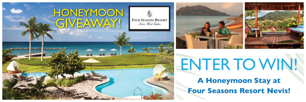 Four Seasons Nevis_Honeymoon_Long_Banner